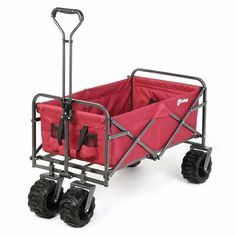 Radio Flyer 3 In 1 Tailgater Wagon Red Amazon Exclusive Toys