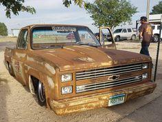 1984 Chevy Truck, Chevy Pickups, Chevrolet Silverado, C10 Trucks, Square Body, Classic Trucks, Custom Cars, Cool Cars, Car Stuff