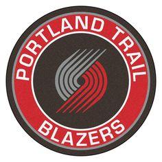 Portland Trail Blazers Logo | Trail blazers, Sports, Portland