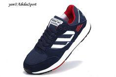 Online Tienda Adidas Originals Tech Super Mujeres Zapatillas Azul  Oscuro Blanco Rojo Madrid Online Outlet cf4aeef280349