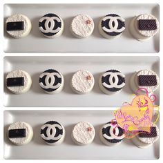 Chanel oreos #chanel #chaneloreos #chanelcookies #candybyluci #handbags #handbagcookies #handbagoreos www.candybyluci.wix.com/candyapple www.ilovecandybyluci.blogspot.com