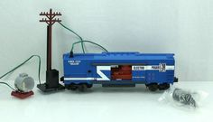 lionel electric generator car | Lionel EMD 3530 Electro Mobile Power GM Generator Car 6 19831 | eBay ...