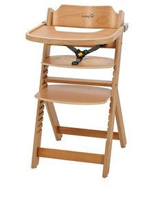 """Krzesełko """"SF1 Timba"""" w kolorze jasnobrązowym do karmienia - Maxi Cosi, Quinny, Safety 1st - akcesoria dziecięce - Limango"""