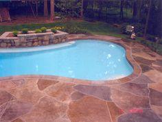 35 Swimming Pool Surrounds Ideas Sundek Pool Concrete Pool