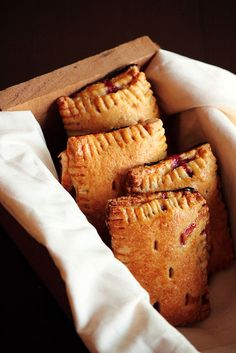 Strawberry Cream Cheese Pop Tarts by pastryaffair, via Flickr