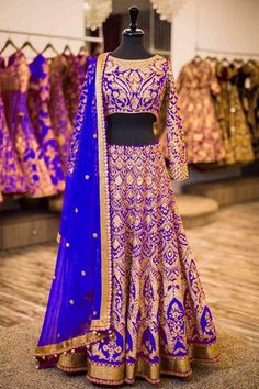 $101.00 Exclusive Designer Beautiful Royal Blue Color Bridal Lehenga Choli - Stylizone #lehenga #indianwedding #fashion #saree #wedding #indianbride #indianfashion #lehengacholi #indianwear #indian #ethnicwear #designer #india #weddingdress #bride #bollywood #bridal #ethnic #anarkali #onlineshopping #bridalwear #salwarkameez #mumbai #delhi #style #instafashion #weddingphotography #bridallehenga #traditional #bhfyp #designerwear #salwarsuit #shopping #sarees #bridalmakeup #punjabisuit…