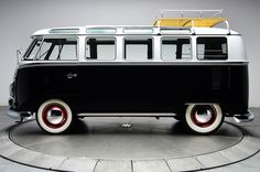 63 Volkswagen Microbus 21-Window