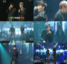 INFINITE H have an upbeat performance on 'Immortal Song 2′