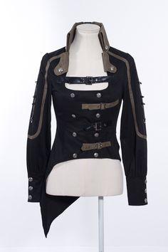 www.steampunk/men jacket   Steampunk Jacket SP033BG