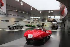 Museo Storico Alfa Romeo en Arese, Lombardia