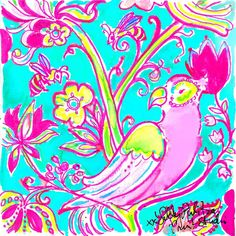 The birds and the bees. #Lilly5x5