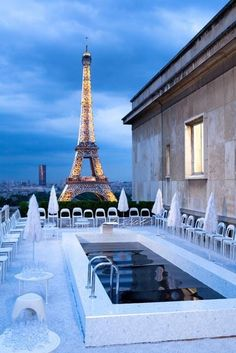 Midnight In Paris....Via~ LadyLuxury~