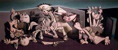 Ron English. Guernica