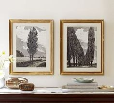 Artwork & Art Collection   Pottery Barn These would look great with anything....anywhere in your place