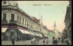 La calle Rákóczi