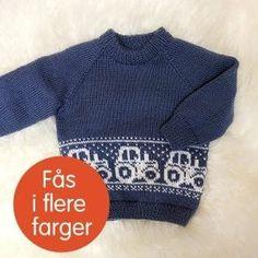 Babystrikk - Bluum Knitting For Kids, Baby Knitting, Knitting Patterns Free, Free Pattern, Eco Baby, Knit Baby Sweaters, Baby Alpaca, Diy And Crafts, Baby Kids