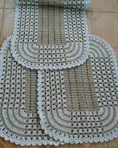 Crochet Coaster Pattern, Crochet Patterns, Crochet Table Mat, Sewing Stitches, Crochet Doilies, Blanket, Rugs, Home Decor, Instagram