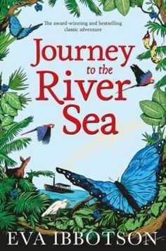 A heart-warming story that is one of the Red House team's favourite books of all time, Eva Ibbotson's Journey to the River Sea is a book that shows how all kids should live their lives full of adventure.