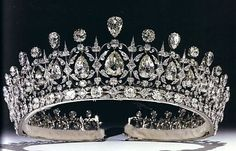 Top 10 Favorite British Royal Tiaras The Fife Tiara. Given to Princess Louise, daughter of King Edward VII upon her marriage to the Duke of Fife.The Fife Tiara. Given to Princess Louise, daughter of King Edward VII upon her marriage to the Duke of Fife.