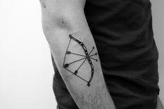 #tattoo #tattoos #ink #inked #Anem #arc #arrowtattto #arrow