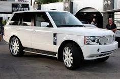 Kim's White Range Rover - Google Search