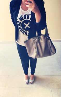 Veste #comptoirdescotonniers haut #sandro skinny #mango sac #gerarddarel #editionlimitee