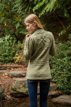 Celtic journey sweater