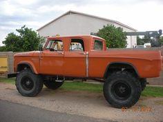 1964 w300 Power Wagon