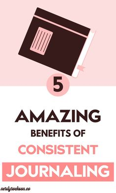 Top 5 Amazing Benefits of Journaling
