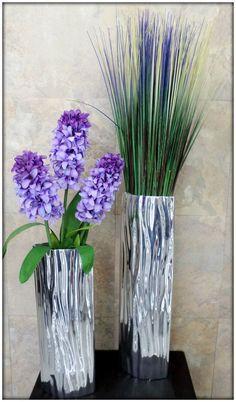 #Pewter #Floreros #Flowers  #Varas #Flores #Decorativerod #Rod #Decorativo