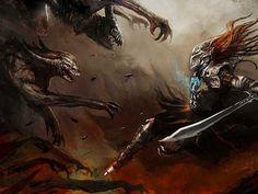 warrior-vs-monsters-hd-wallpaper-3752.jpg (800×600)