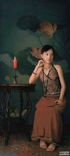 by (吳成偉) Wu Chengwei (b1973, Shenyang, Liaoning Province of China)