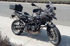 Resultado de imagen de bmw f700gs off road moto