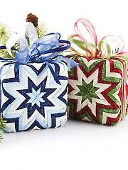 The Gift Box No-Sew Ornament Pattern