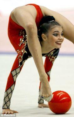 Alina Kabaeva: Vladimir Putin's girlfriend to light Sochi Olympic Torch?