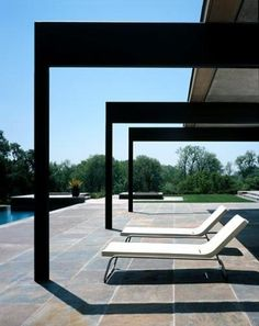 Modern Outdoor Photos Rectilinear Design, Pictures, Remodel, Decor and Ideas