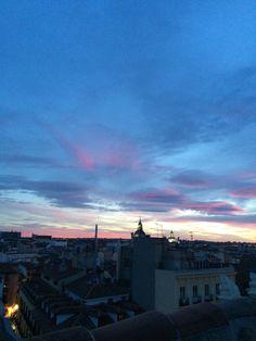 De #Madrid al #cielo @Lourdes Pozo