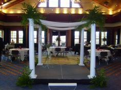 Wedding And Reception In Same Room Budget
