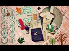 INTO THE WOODS | Trendraider Box September | Erdbeerliese - YouTube