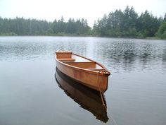 How to Build a Canoe in 72 Hours   Man Made DIY   Crafts for Men   Keywords: boat, canoe, travel, outdoor