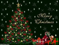 Photo of Merry Christmas Everyone for fans of Christmas. merry christmas everyone Christmas Animated Gif, Merry Christmas Animation, Xmas Gif, Merry Christmas Pictures, Pretty Christmas Trees, Happy Merry Christmas, Christmas Graphics, Christmas Greetings, Happy Holidays