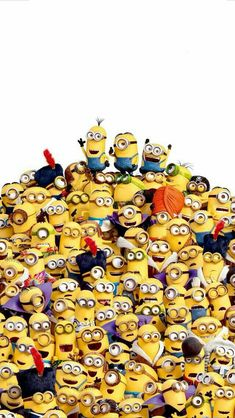 Minions - Funny minion, Minions quotes, Minion banana, Minion wallpaper, Despicable me 2