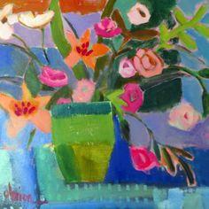 Introducing artist, Annie O'Brien Gonzales... | Flowerona