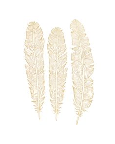 Oh So Lovely Blog  //  Free Feather Printables