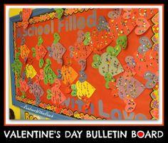 Valentine's Day in PreK   K
