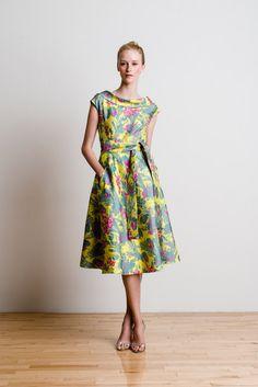 Barbara Tfank Resort 2013 Fashion Show - Edythe Hughes