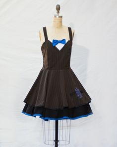 Retro Style Star Wars, Doctor Who and Doctor Horrible Dresses! So cute!