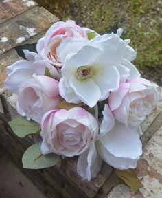 Magnolia & Peonies