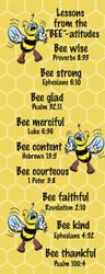 Title: Lessons from the Bee-Atitudes Bookmark 25 Pack data-pin-do=
