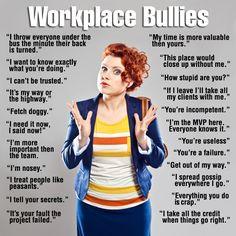 Newest blog post on www.myinnerb.com is ready. Workplace Bullies.